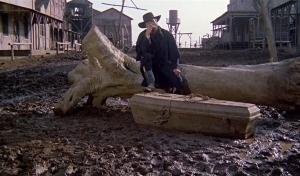 Franco Nero in Sergio Corbucci's Django (1966)