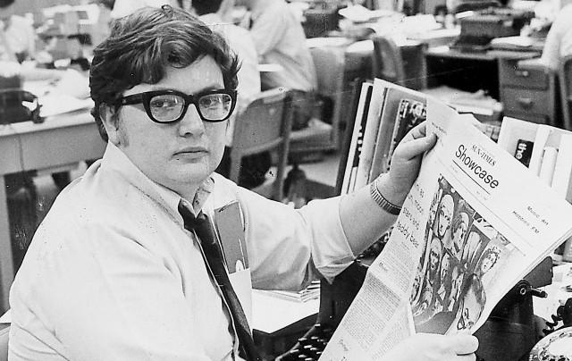 The Newspaperman as Film Critic