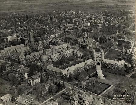 Princeton Overhead Old