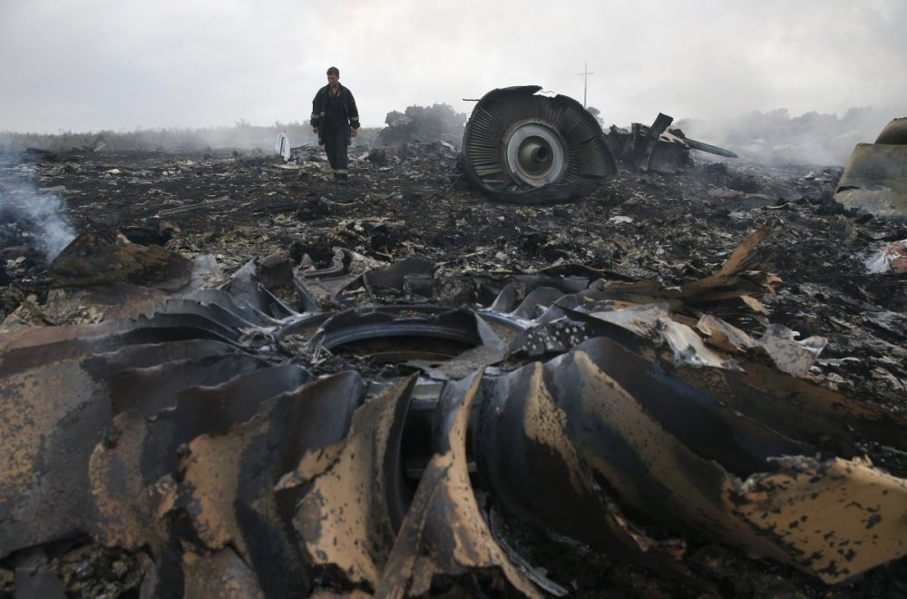 Flight MH17 2