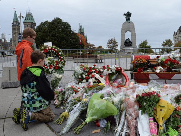Ottawa Shooting 20141023