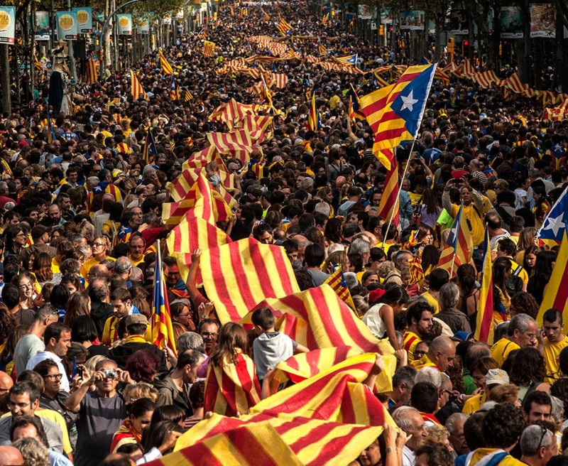 How do we know Catalonia exists as a nation?