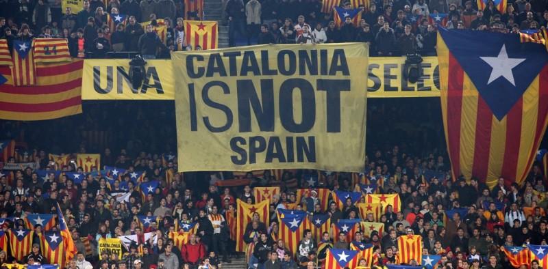 Catalonia not spain