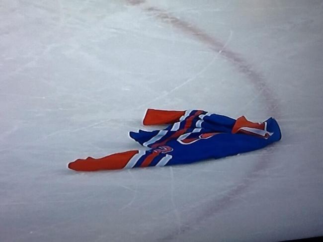 Jersey on Ice